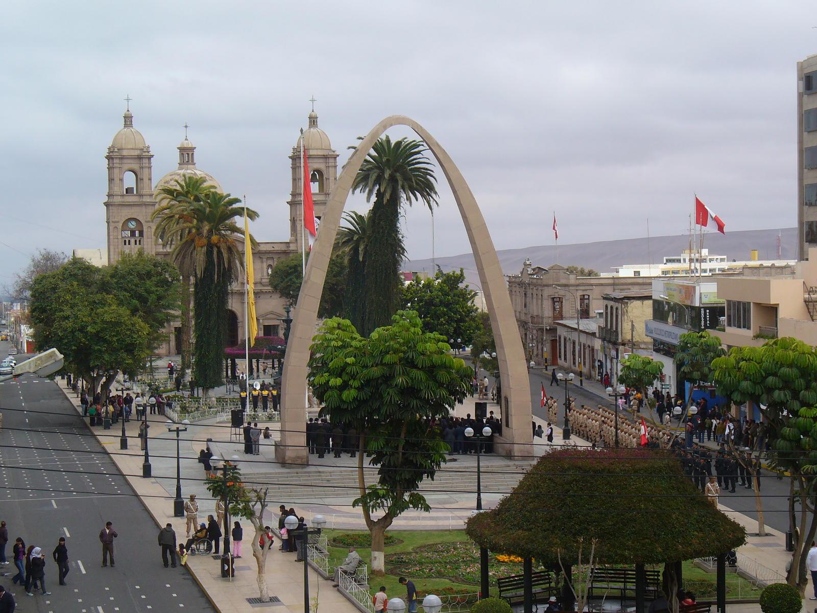 Encuentro Nacional Descentralizado de Autoridades Municipales – Tacna 2017