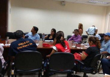 Curso Especializado: Criterios técnicos para el diseño de la evaluación de daños y análisis de necesidades (EDAN Perú), inmediatamente después de ocurrido  un desastre en su localidad